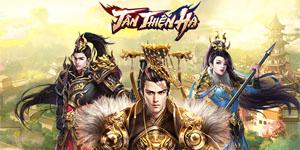 Game nhập vai quốc chiến Tân Thiên Hạ Mobile ấn định thời gian thử nghiệm