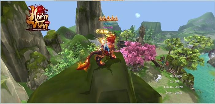 Game thủ Hiên Viên Mobile thi nhau khoe ảnh đẹp trước thềm đóng bản Alpha Test 6