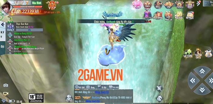 Game thủ Hiên Viên Mobile thi nhau khoe ảnh đẹp trước thềm đóng bản Alpha Test 9