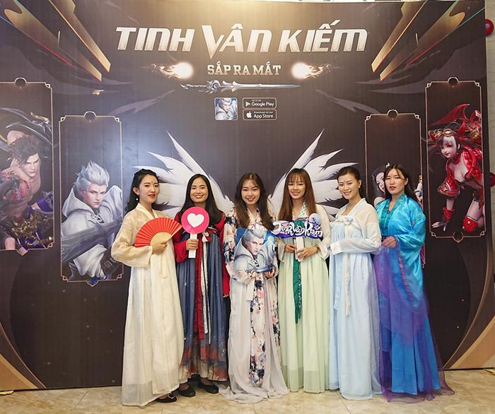 Tinh Vân Kiếm Mobile - Game nhập vai Tu tiên thành Thần về Việt Nam 1