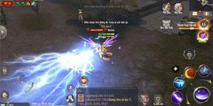 Người chơi MU Awaken VNG đua nhau khởi tạo nhân vật mới Magic Gladiator