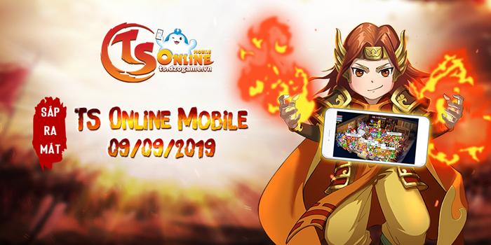 DzoGame ấn định ngày mở cửa TS Online Mobile chính chủ tại Việt Nam 1
