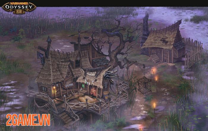 Warhammer: Odyssey - MMORPG lấy bối cảnh huyền ảo kết hợp viễn tưởng 0