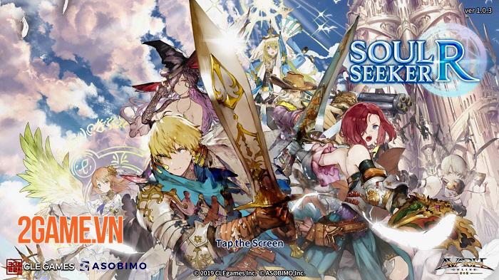 Soul Seeker R - Game nhập vai tổ đội chiến đầy chất sáng tạo trong lối chơi 0