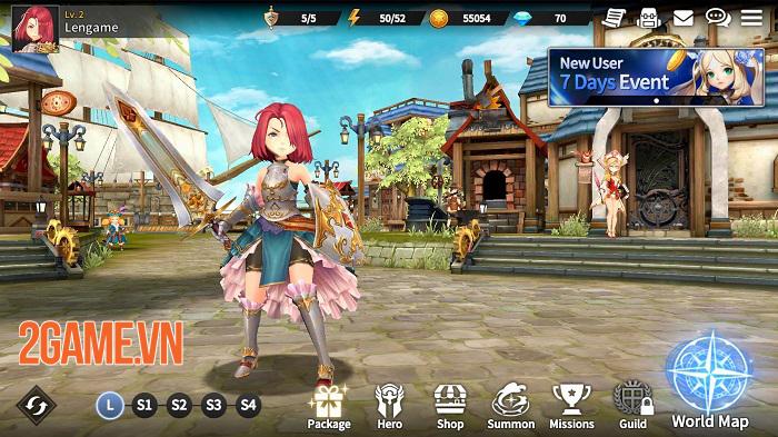 Soul Seeker R - Game nhập vai tổ đội chiến đầy chất sáng tạo trong lối chơi 1