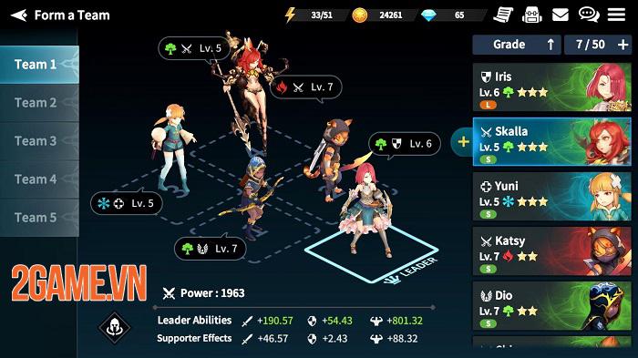 Soul Seeker R - Game nhập vai tổ đội chiến đầy chất sáng tạo trong lối chơi 2