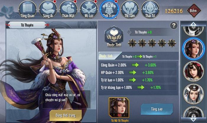 Tam Quốc Vương Giả tiết lộ phần thưởng cực phẩm của giải đấu Đế Vương Chi Lộ 1