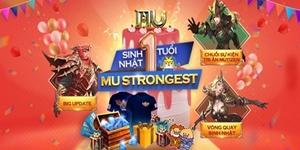 Cộng đồng MU Strongest VNG đón chuỗi sự kiện khủng mừng sinh nhật game 1 tuổi