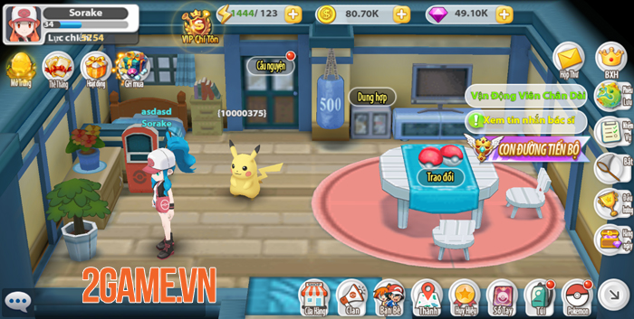 Poke Origin - Game Pokemon nguyên tác từ Nintendo cập bến Việt Nam 0
