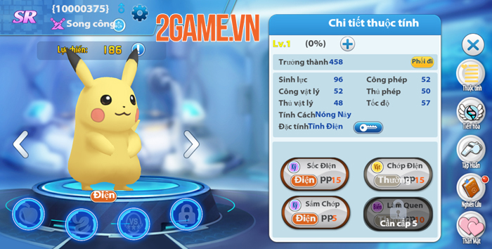 Poke Origin - Game Pokemon nguyên tác từ Nintendo cập bến Việt Nam 2