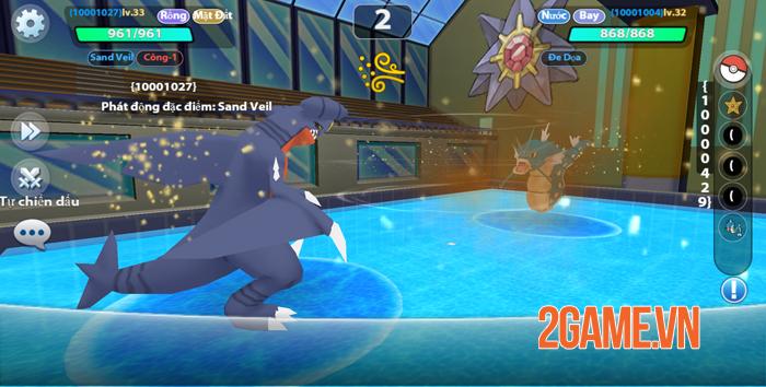 Poke Origin mang đến nội dung quen thuộc, chất chơi Pokemon nguyên bản 1