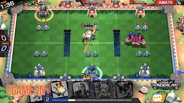 League of Wonderland - Game chiến thuật thẻ bài lấy cảm hứng từ chuyện cổ tích 0