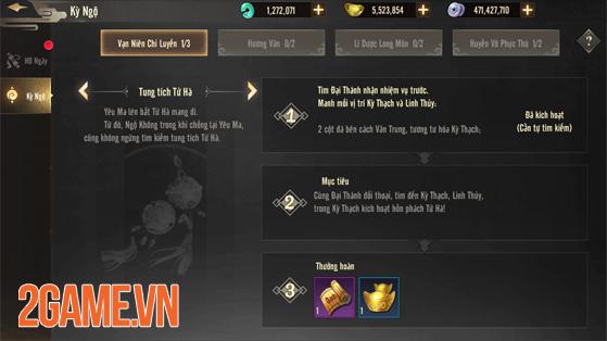 Đâu chỉ toàn tranh đấu kịch liệt, Thiên Kiếm Mobile còn vô số hoạt động đậm chất giải trí 3