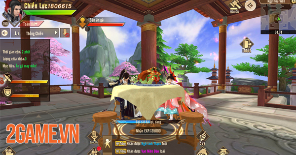 Đâu chỉ toàn tranh đấu kịch liệt, Thiên Kiếm Mobile còn vô số hoạt động đậm chất giải trí 7