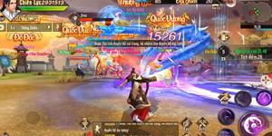 Điểm mặt 7 hoạt động PVP kinh điển mà người chơi Thiên Kiếm Mobile không muốn bỏ lỡ