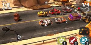 """Đã xuất hiện phiên bản quốc tế cho Carrage – Tựa game đua xe siêu """"nóng bỏng"""""""