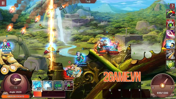 New Gunbound không chỉ kế thừa mà còn mở ra tương lai mới cho tượng đài Gunbound 1