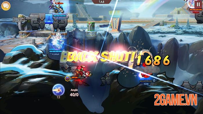 New Gunbound không chỉ kế thừa mà còn mở ra tương lai mới cho tượng đài Gunbound 3