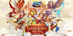 OMG 3Q VNG tiếp tục đột phá với bản cập nhật mới tháng 9