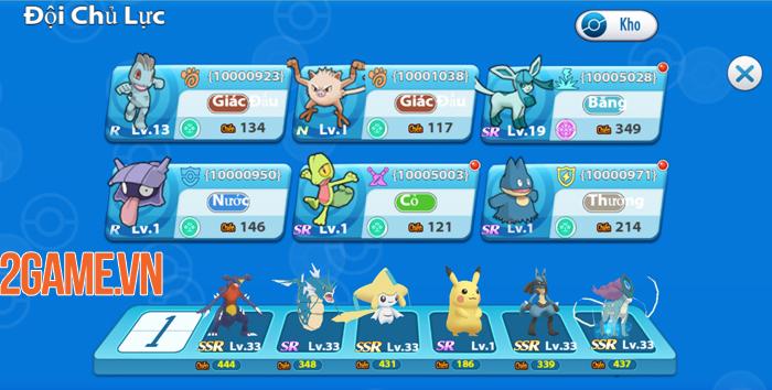 Game Poke Origin mang đến hơn 800 Pokemon cho fan tha hồ lựa chọn 1