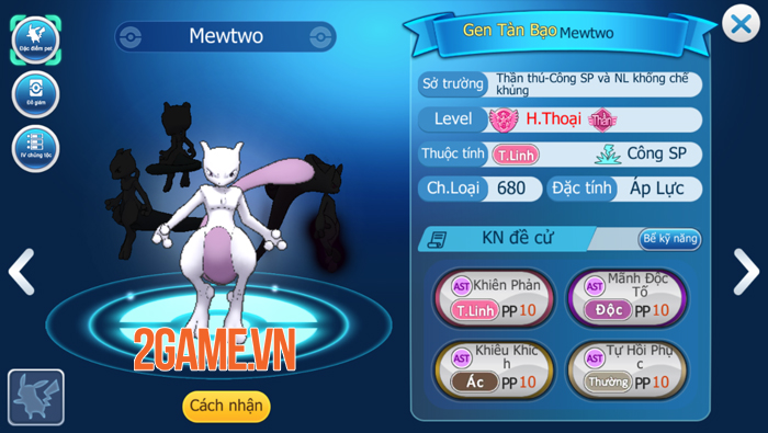 Game Poke Origin mang đến hơn 800 Pokemon cho fan tha hồ lựa chọn 2