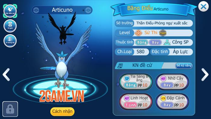 Game Poke Origin mang đến hơn 800 Pokemon cho fan tha hồ lựa chọn 5