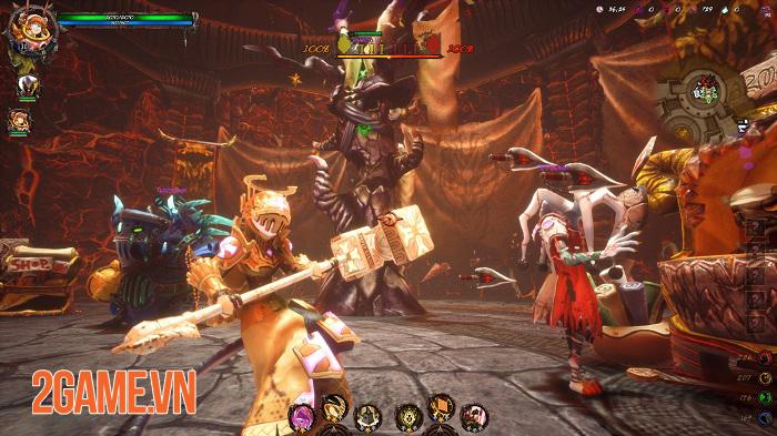 DemonsAreCrazy - Game MOBA lấy bối cảnh viễn tưởng nơi địa ngục 0
