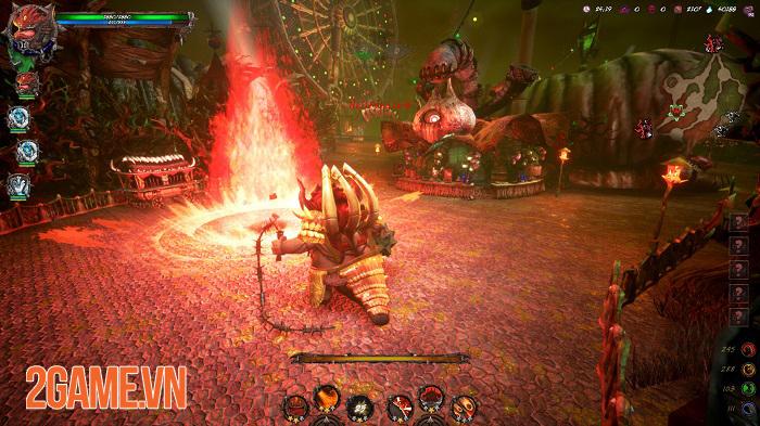 DemonsAreCrazy - Game MOBA lấy bối cảnh viễn tưởng nơi địa ngục 2
