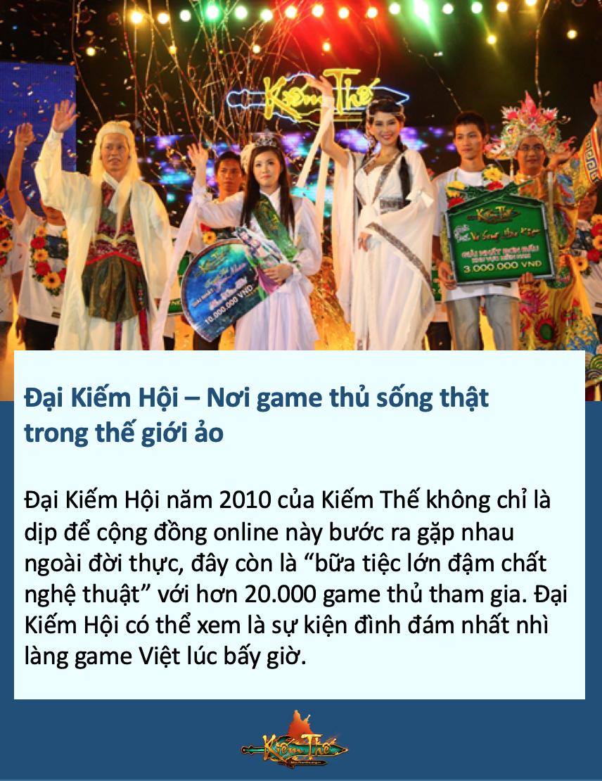 Nhìn lại hành trình Kiếm Thế  tại làng game Việt sau 10 năm phát triển 2
