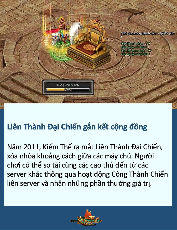 Nhìn lại hành trình Kiếm Thế  tại làng game Việt sau 10 năm phát triển 3