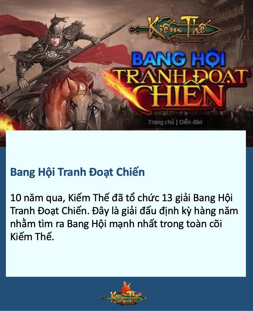 Nhìn lại hành trình Kiếm Thế  tại làng game Việt sau 10 năm phát triển 6