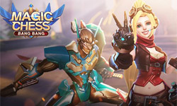 Magic Chess: Bang Bang