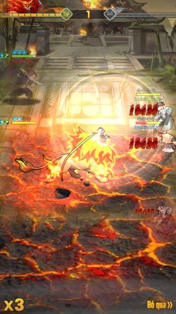 Trân thú huyền thoại trong game Tân Chưởng Môn VNG đã xuất hiện 2