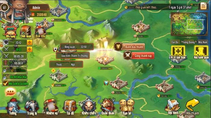 Tam Quốc GO: Quốc chiến liên server mùa 25 khép lại với hàng loạt bất ngờ 0