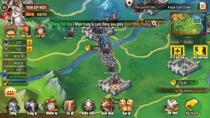 Tam Quốc GO: Quốc chiến liên server mùa 25 khép lại với hàng loạt bất ngờ 2
