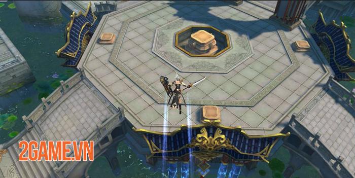 Tiêu Dao Mobile - Game lấy bối cảnh hậu Thiên Long Bát Bộ về Việt Nam 7