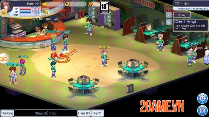 TS Online Mobile thu hút đông đảo game thủ thế hệ 8X tham gia 3