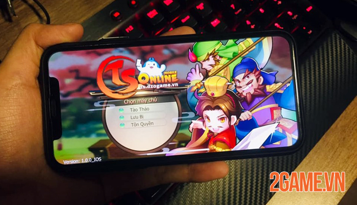 Cảm nhận TS Online Mobile: Vẫn đậm đà hương vị năm xưa! 12