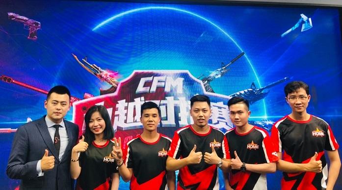 Giải đấu Crossfire Legends Song Hùng Việt Trung chính thức khởi tranh 0