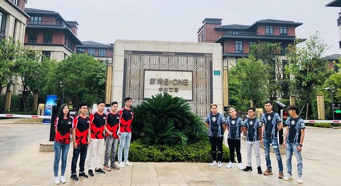 Giải đấu Crossfire Legends Song Hùng Việt Trung chính thức khởi tranh 2
