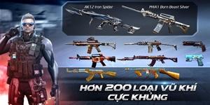 Sức mạnh của hai báu vật vũ khí mới toanh mà game thủ Crossfire Legends muốn sở hữu