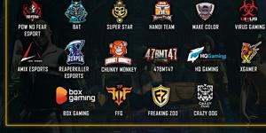 Những đội tuyển nổi bật nhất trong giải đấu PUBG Mobile – PMCO Mùa Thu 2019