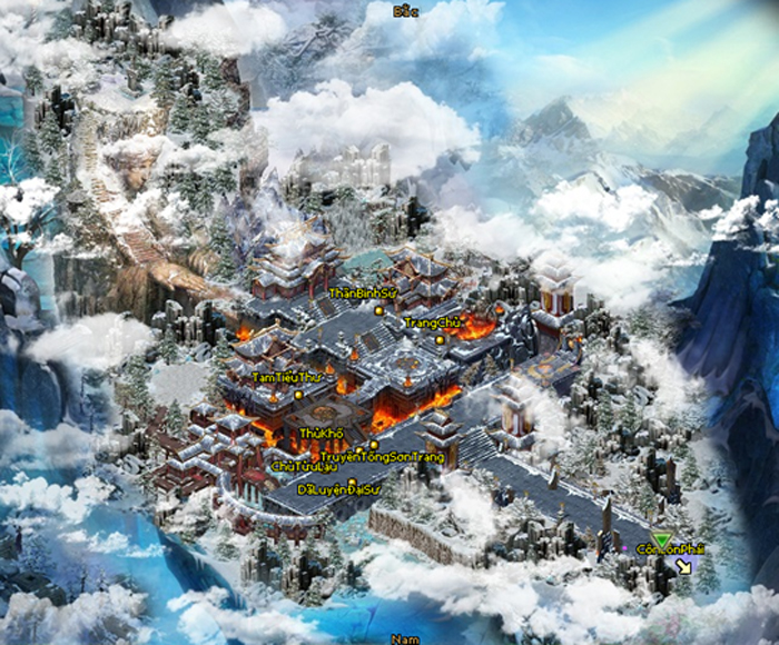 Cận cảnh Bá Đao – Môn phái mới nhất trong Kiếm Thế Online 0
