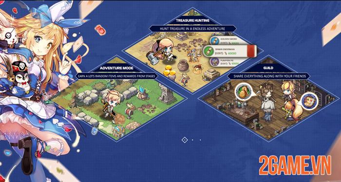 VNG ra mắt bản thử nghiệm sớm cho Aura Fantasy Mobile tại Thái Lan 1
