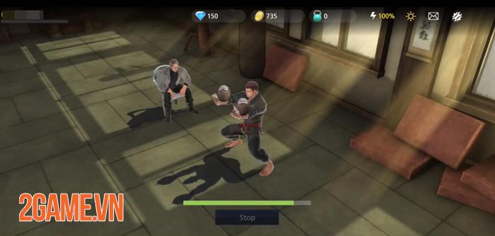 Payback Showdown - Game nhập vai nhàn rỗi mô phỏng huấn luyện võ thuật độc đáo 0