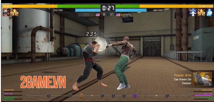 Payback Showdown - Game nhập vai nhàn rỗi mô phỏng huấn luyện võ thuật độc đáo 4