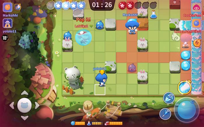 Thách đấu sinh tồn, Boom M khiến cả ngàn game thủ điên đảo ngay khi quay trở lại 0