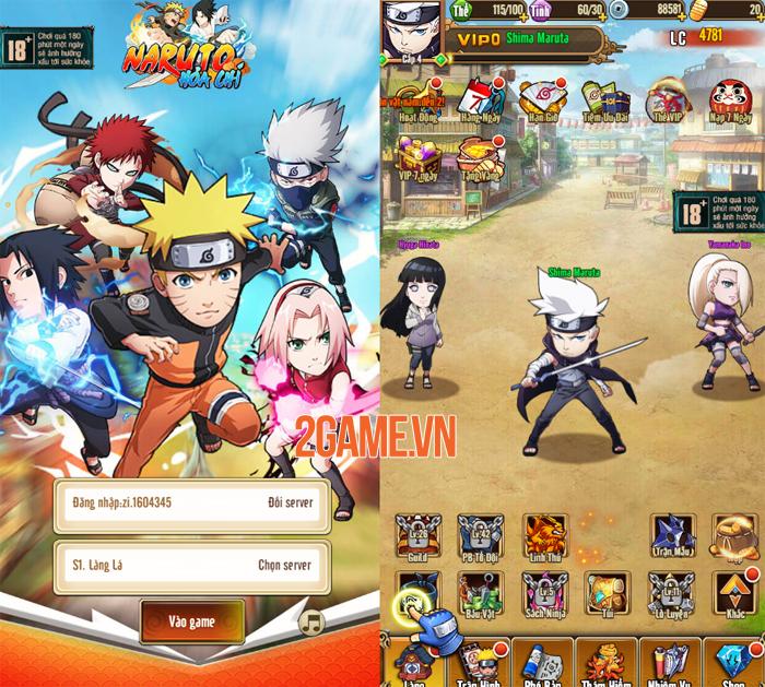 Game đấu thẻ tướng đa nền tảng Naruto Hỏa Chí công bố lộ trình ra mắt 0
