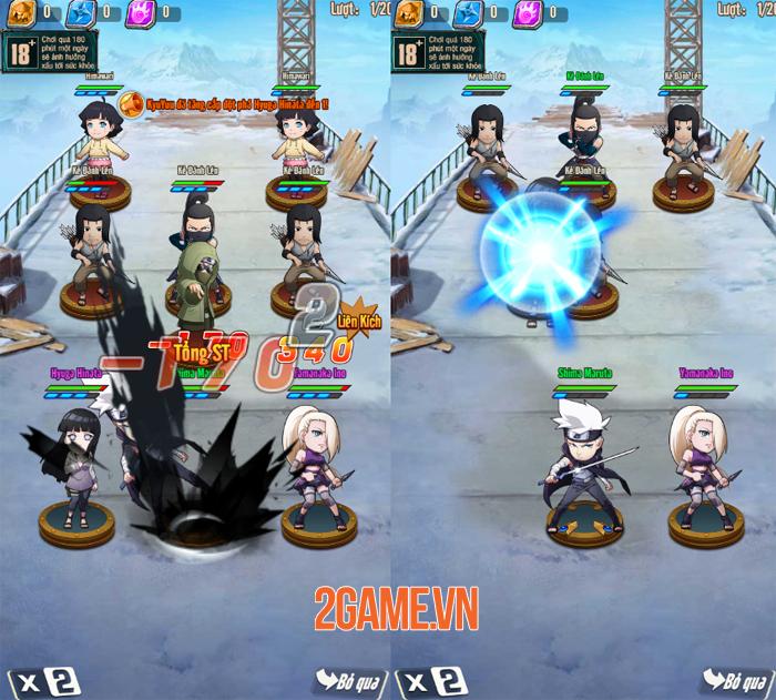 Game đấu thẻ tướng đa nền tảng Naruto Hỏa Chí công bố lộ trình ra mắt 1