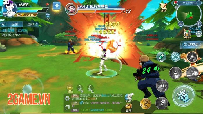 Top 12 Game Manga đậm chất nhập vai, hành động sướng tay! 6